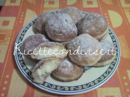Ricetta Ciambelline con lo zucchero di Teresa Mastandrea