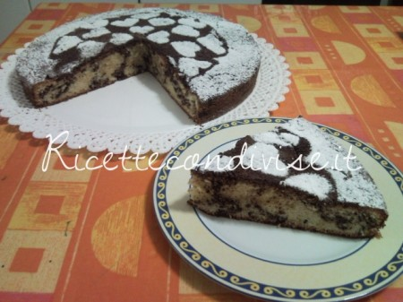 Particolare-torta-soffice-bicolore-di-Teresa-Mastandrea-450x337