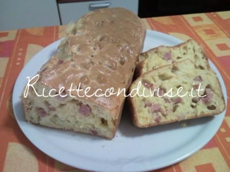 Ricetta Plum cake salato di Teresa Mastandrea