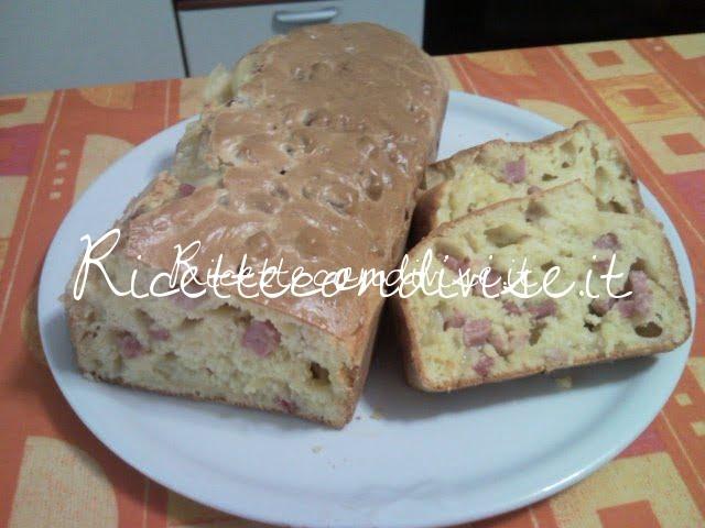 Plum cake salato di Teresa Mastandrea