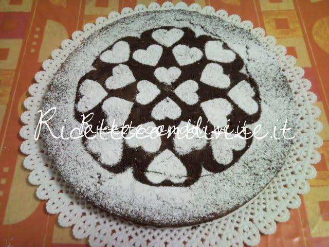 Torta soffice bicolore di Teresa Mastandrea