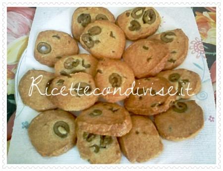 """Ricetta Delizie alle olive di Sara di """"Nella mia cucina"""""""