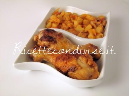 Fusi-di-pollo-alla-paprika-con-patate-e-pomodorini-di-Manlio-Midori-450x337
