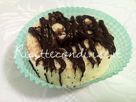 Ricetta Girelle con nutella e cioccolato di Teresa Mastandrea