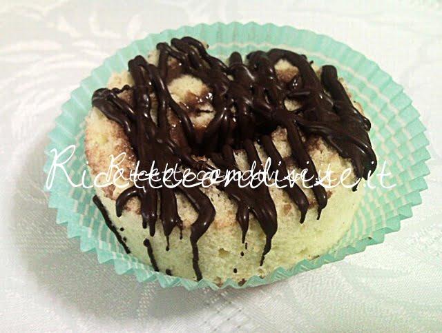 Girella con nutella e cioccolato di Teresa Mastandrea