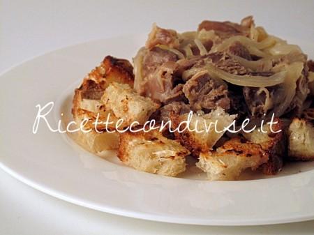 Ricetta Durelli di pollo con crostini di Manlio Midori