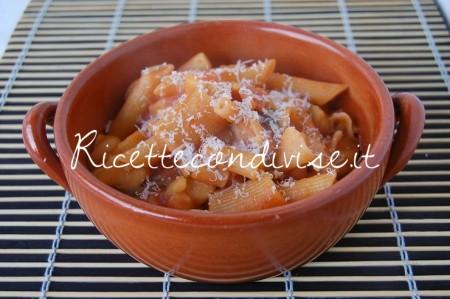 Ricetta Pasta e patate di Giovanna
