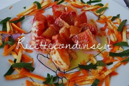 Ricetta Arancia condita di Dany – Ideericette