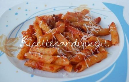 Ricette Pasta all'amatriciana di Dany – Ideericette