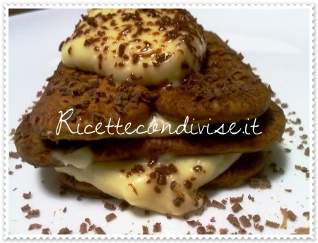 Ricetta Tiramisù con crema di yogurt alla vaniglia e grappa con granella di cioccolato al latte profumato al cappuccino dello chef Matteo Ghigino