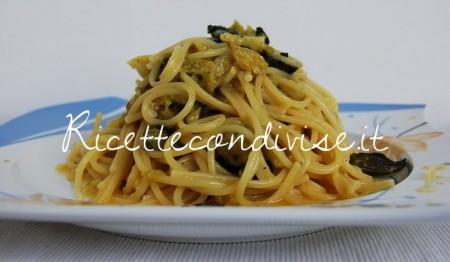 Spaghetti-vegetariani-alla-carbonara-di-verza-di-Dany-Ideericette-450x262