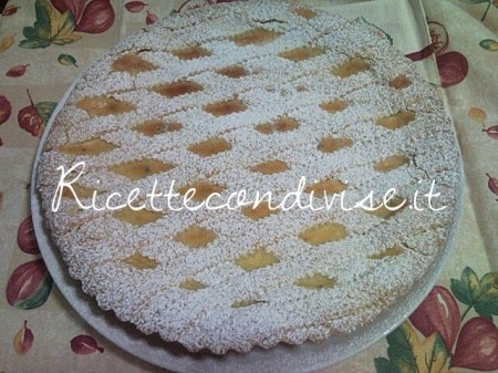 Crostata-ricotta-e-gocce-di-cioccolato-di-Teresa-Mastandrea-450x337