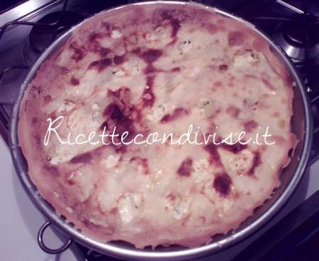 Focaccia al formaggio di Recco di Deborah Capanna