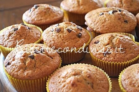 Ricetta Muffin all'arancia di FrAnMe