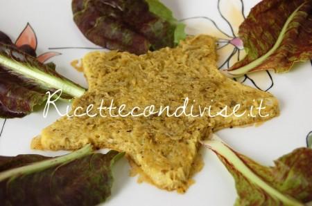 Ricettina Frittatina stellina con bruschetta di asparagi Agromonte di Dany – Ideericette