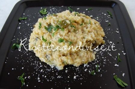 Ricetta Risotto con piselli e zucchine di Dany – Ideericette