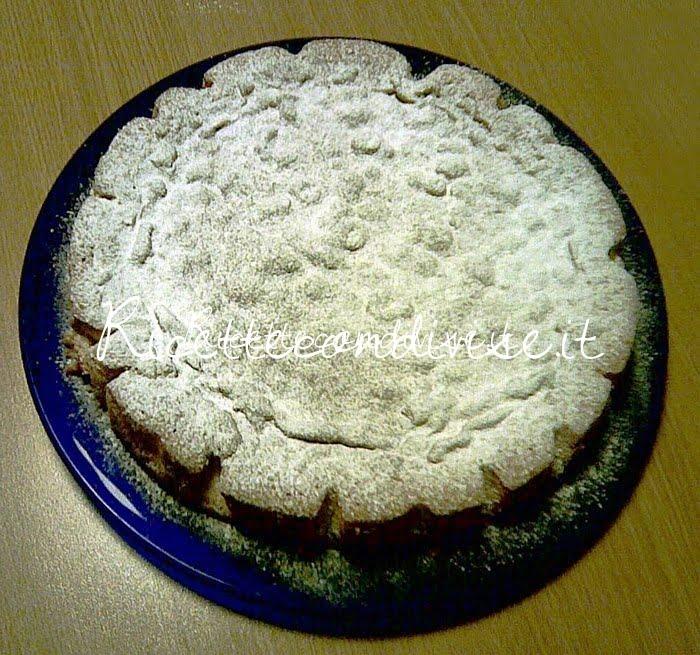 Torta Panarello di Deborah Capanna