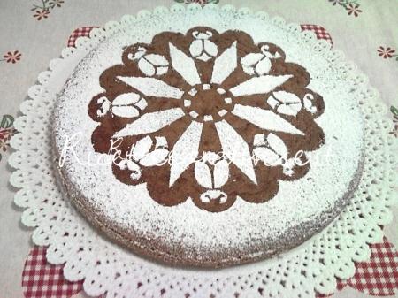 Ricetta Torta soffice con base di cioccolato di Teresa Mastandrea