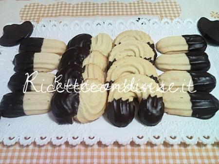 Ricetta Biscotti di pasta frolla montata di Teresa Mastandrea