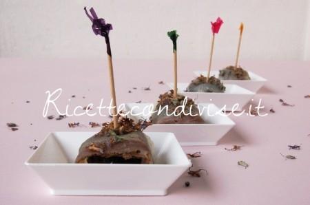 Ricetta Involtini di lardo e prugne secche con fiori secchi di rosmarino di Dany – Ideericette
