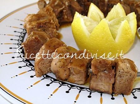 Ricetta Bocconcini di maiale piccanti di Manlio Midori