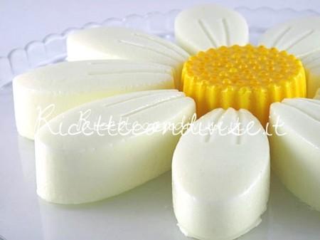 Ricette Panna cotta vaniglia e zafferano di Manlio Midori