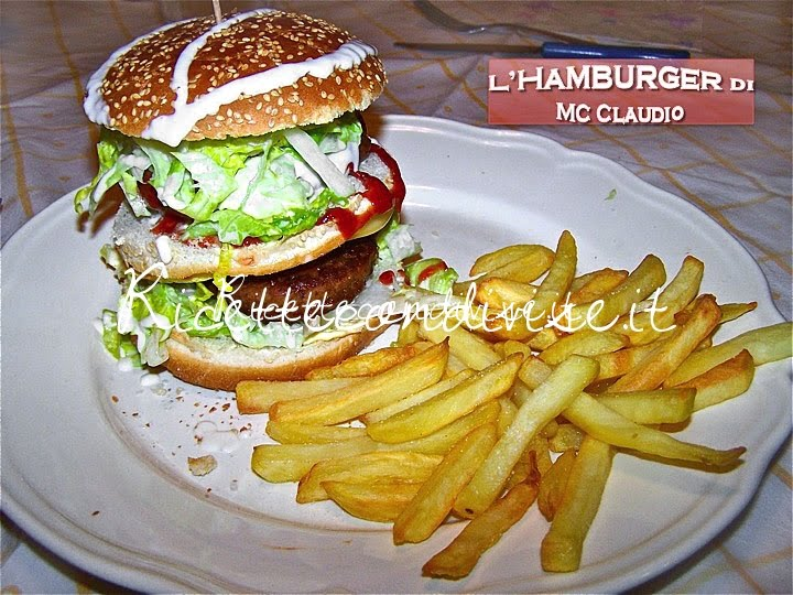 Hamburger di MC Claudio (Rega)