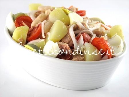 Ricetta Insalata di patate di Manlio Midori