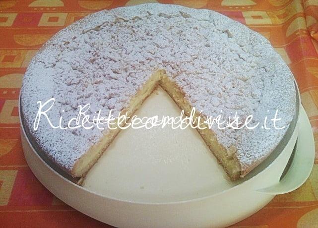Torta sbriciolata di Teresa Mastandrea