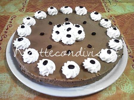 Ricetta Cheesecake al caffè di Teresa Mastandrea