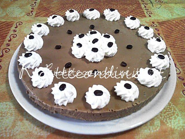 Cheesecake al caffè di Teresa Mastandrea
