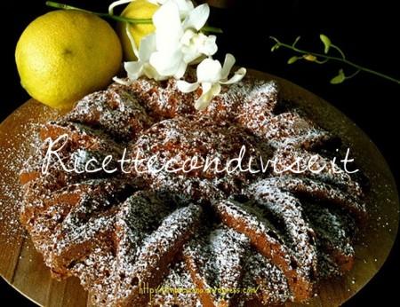 Ricetta torta di mandorle, limone e ricotta di Silvia