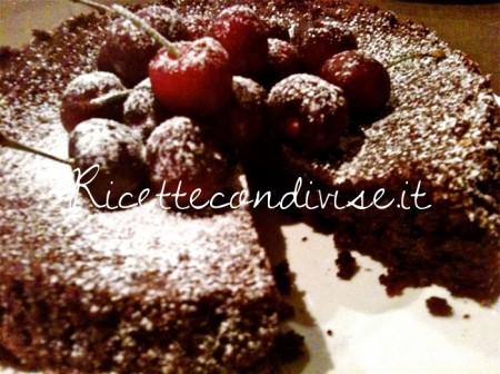 Ricetta Torta Gianduia di Silvia's Cucina