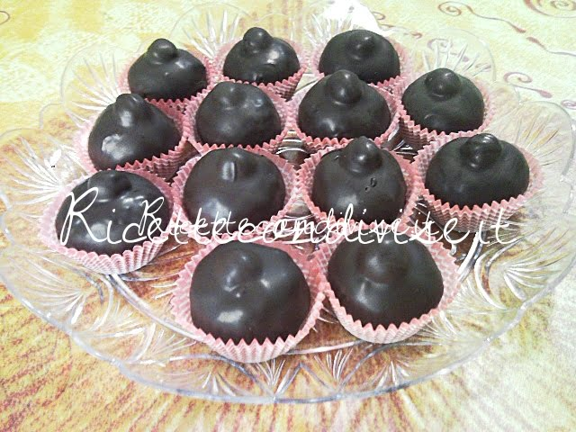 Cioccolatini Baci di Teresa Mastandrea