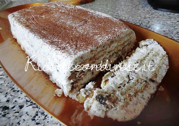 Semifreddo al cocco di Melania Di Simone