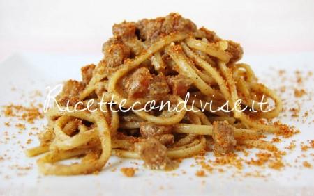 Ricette pasta con pane grattugiato