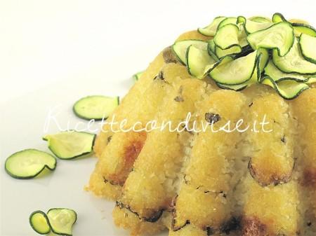 Ricetta sartù in bianco con zucchine di Manlio Midori