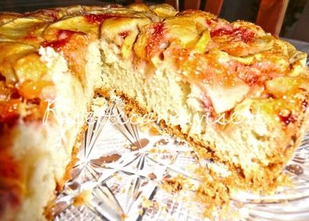 Particolare-torta-mele-e-fichi-di-Melania-Di-Simone-450x322