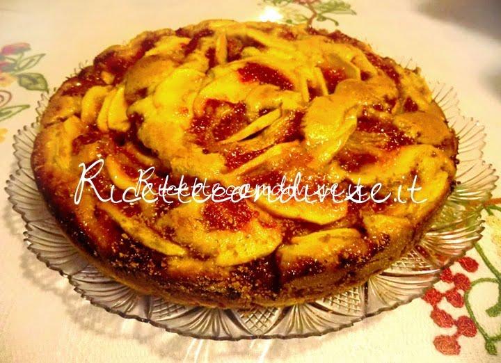 Torta mele e fichi di Melania Di Simone