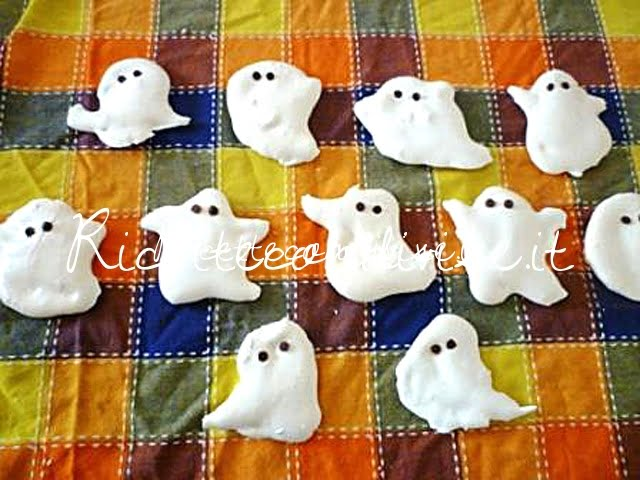 Fantasmini di Halloween di Susi