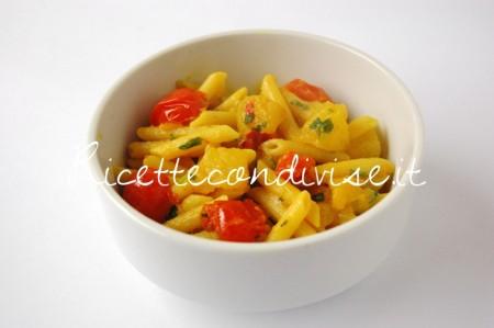 Pennette-con-zucca-cinese-curcuma-e-pomodorini-di-Dany-Ideericette-450x299
