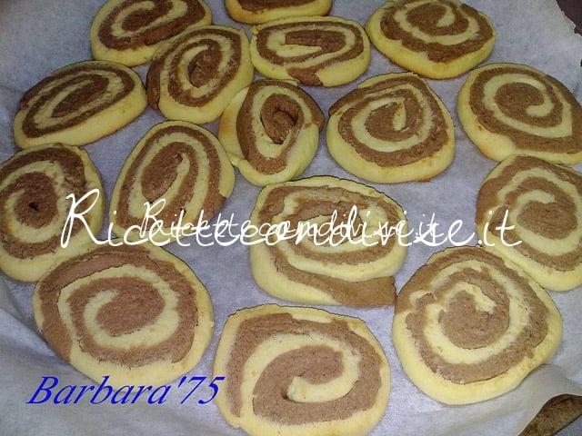 Girelle di biscotto di Barbara Casini