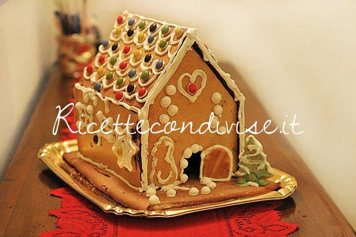La casetta di pan di zenzero (come quella di Hansel e Gretel) di Susi