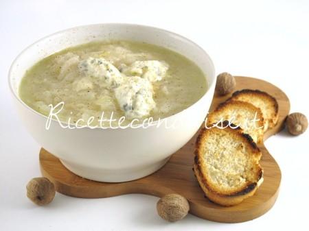 Ricetta Zuppa di cipolle di Manlio Midori