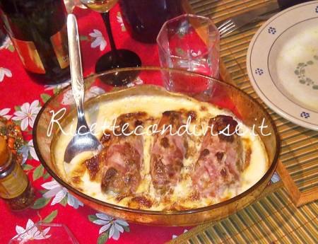 Ricetta Indivie con prosciutto cotto e besciamella di Vincenzo di Montecatini