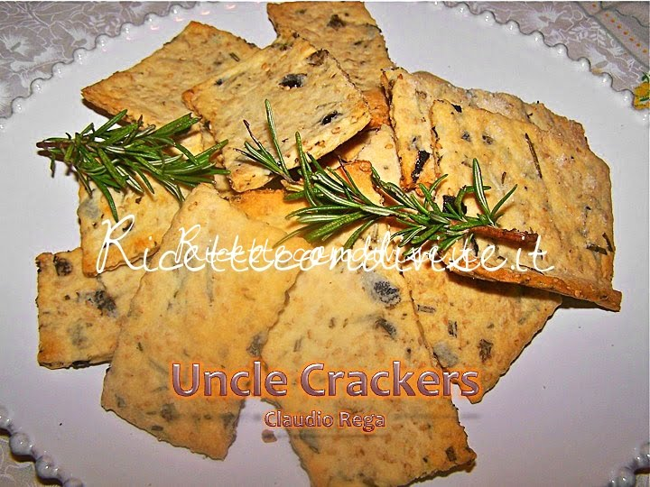 Uncle Crackers di Claudio Rega
