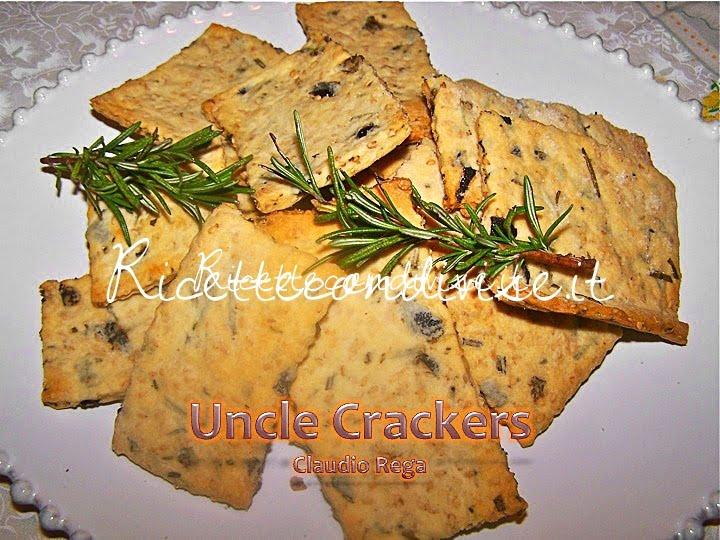 Uncle Crackers di Claudio Rega