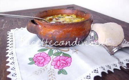 Zuppa-di-polenta-con-funghi-e-ricotta-salata-di-Dany-Ideericette-450x278