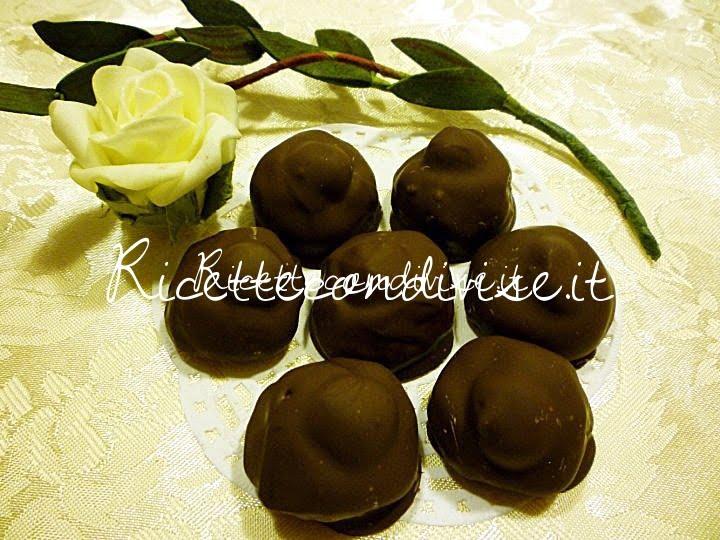 Cioccolatini tipo Baci Perugina di Susi
