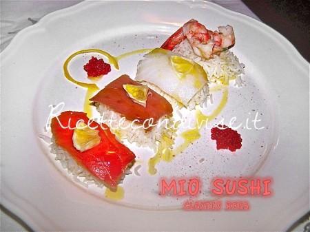 Mio sushi di Claudio rega